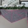 Modele de tricot de chale Akinos de Lilofil