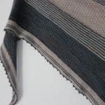 Modele de tricot de chale Akene de Lilofil