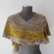 Shawl knitting pattern - JALAVA by Lilofil