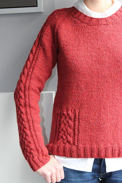 Modele de tricot de pull Askia de Lilofil