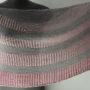 Modele de tricot de chale Reya de lilofil