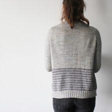 Modele de tricot de gilet manzo de lilofil