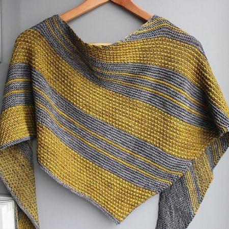 modele tricot de chale de lilofil