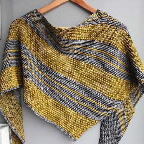 Knitting pattern Bryum designed bylilofil