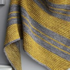 modele tricot chale bryum