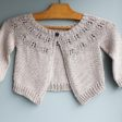 Cardigan knitting pattern - HIBBIS by Lilofil