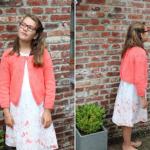 Modele de tricot de gilet enfant hibbis de lilofil