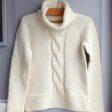 Sweater knitting pattern - LOCTUDY by Lilofil