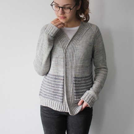 Knitting pattern Manzo designed by Lilofil