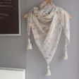 Shawl knitting pattern - SOOLIGHT by Lilofil