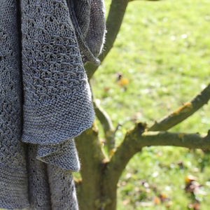 Modele de tricot de chale syrma de lilofil