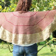 Modele de tricot de chale tammea de lilofil