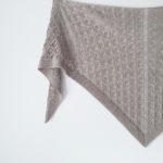 Modele de tricot de chale Lesi Shawl de lilofil