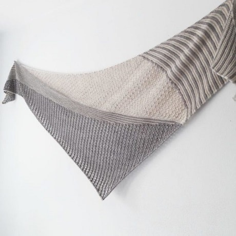 modele tricot Spring's Kelias de Lilofil