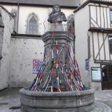 festival de laine felletin