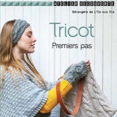 Livre de tricot premier pas de Lilofil