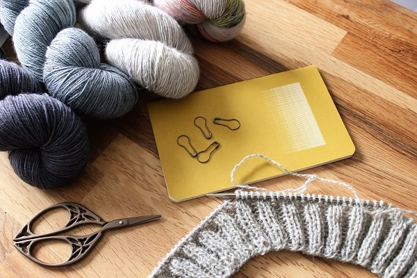 All the knitting patterns