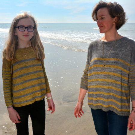 Sailor knitting pattern - Little Otway by Lilofil