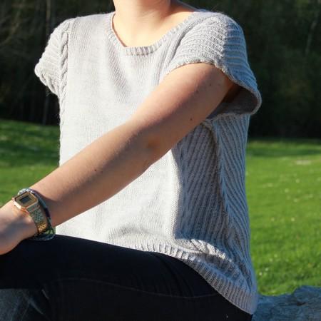 Modèle de tricot de pull Daintree