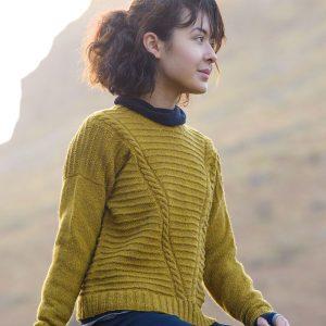 Modele tricot Lodore - thefibreco