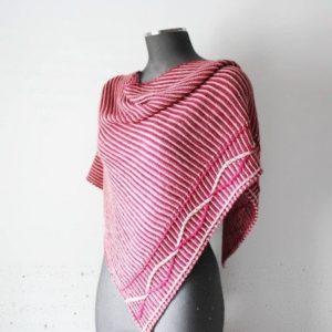 modèle tricot chale Aralie de Lilofil