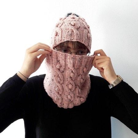 modele tricot Lopta