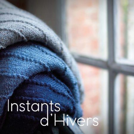 Livre modèles tricot Instants d'Hiver