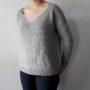 modèle de tricot pull