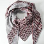 modele tricot chale Canut – Lilofil_1-min
