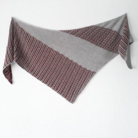 modele tricot chale Canut - Lilofil_6-min