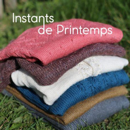 Livre de modèles de tricot