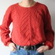 Modele tricot pull Louize