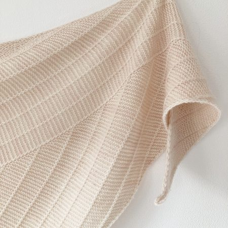 Modèle de tricot châle Linya 4